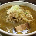 Mengumi - 料理写真:味噌大盛り。安定のおいしさでした