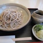 伊吹野そば - 料理写真:おろしそば850円
