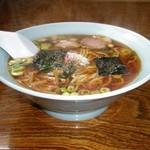 かすが食堂 - 料理写真:ラーメン 500円