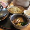十割蕎麦 坊主bar 一休 - 料理写真:鴨汁蕎麦(10割)→