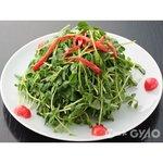三彩居 - 豆苗の冷菜