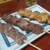 裕キ焼鳥串焼 - 料理写真:特選串3本セット