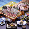 人丸花壇 - 料理写真:明石海峡会席