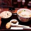手打うどん 銀座木屋 - 料理写真:カレーうどんセット