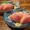 串駒 慎ちゃん - 料理写真:めじまぐろさし