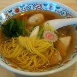 中華そば モンド - 麺