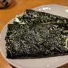 天史朗寿司 - 料理写真:タイラ貝の磯辺巻き
