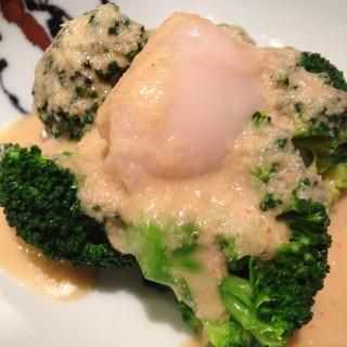 すずき - 料理写真:ブロッコリ