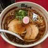 総大醤 - 料理写真:濃口醤油ラーメン(800円)
