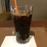 サンマルクカフェ - ドリンク写真:アイスコーヒー。 税込270円。 うまし。