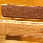 北の自然菓 柳月 - 三方六しょこら 三方六メープル