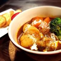 縁むすび特製ビーフシチュー(週限定25食)