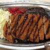 ゴーゴーカレー - 料理写真:ロースカツカレースモールクラス 580円