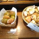 61566397 - 【2017/1】食べ放題のパンたち〜