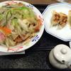 リンガーハット - 料理写真:スナック皿うどん 450円