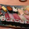 寿司海鮮 御旦孤 - 料理写真:上にぎり 1.5人前