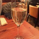 トラットリア ラ ココリコ - スパークリングワイン