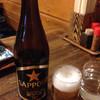 泰明庵 - ドリンク写真:ビールは3社揃っています