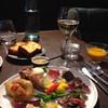 Sincere + - 料理写真:シャンパン&スープ&前菜&ブリオッシュ