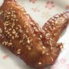鶏三和 - 料理写真:手羽は大小様々でしたʅ(◞‸◟)ʃ