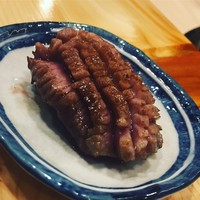 タン元ステーキ