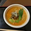 太威 - 料理写真:2017/01/21 カレー坦々麺 500円