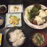 楓 - チキン南蛮定食