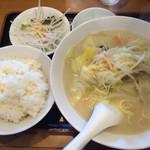 61586645 - ちゃんぽん定食
