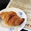 パネテリア ヴィヴァーチェ - 料理写真:クロワッサン(130円)