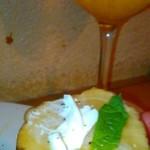 wabisuke - [料理] いぶりがっこ & チーズのカプレーゼ アップ♪w