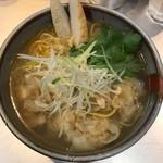 麺匠 呉屋 - 【海老そば…880円】2017/1