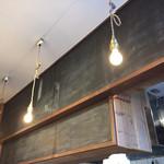 ジャポニタン - むき出しの電灯