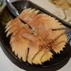 弥助鮨 - 料理写真:うちわ海老の焼物