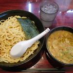 なりたけ - 味噌つけ麺¥830-