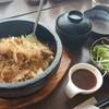 とり将軍 - 料理写真:吉宗の大好物定食 700円
