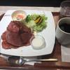 カフェ アンド デリ ベッカーズ - 料理写真:ローストビーフマウンテンプレート レギュラー