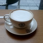 コーヒービーン&ティーリーフ - カプチーノ:378円