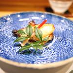 61656042 - メヌケの味噌焼き