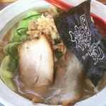 篠寛 - 料理写真:ぶたそば  880円(2017.1.21現在)