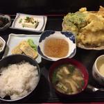楓 - 天ぷら定食