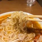 三代目 仔虎 - 細麺