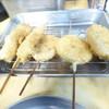 炭火焼鳥串焼 まつい - 料理写真:串揚げ