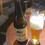 瀬し香 - とりあえずビール(*゚∀゚*)