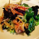 アグネスカフェ - ランチセットのサラダ    ボリューミー(^O^)