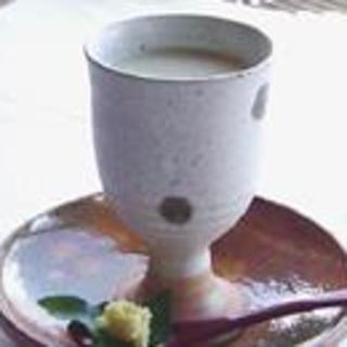 フラワリッシュ - ドリンク写真:玄米甘酒(豆乳割り)