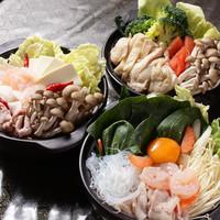 冬のお鍋キーマオスタイル(3種有り)