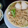 みずさわ屋 - 料理写真:ランチセット(中華そば・並+肉ご飯+お新香):810円(税込)/2017年1月