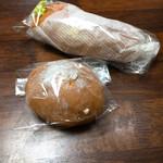 オカダ カフェ ストア - BLTサンド・クリームパン