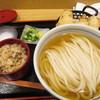 うどん和匠 - 料理写真:鶏天冷かけ定食