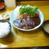 うみのや - 料理写真:ポークソテー定食 2017.1月